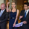 Diane Kruger Opens a Jaeger LeCoultre Shop in Jason Wu