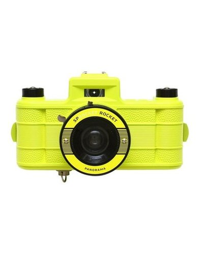 Lomography cameras are such a fun way to take pictures and this neon yellow rendition ($135) not only scores high on the style meter, but is also a really cool gift for the novice photographer. — Chi Diem Chau associate editor