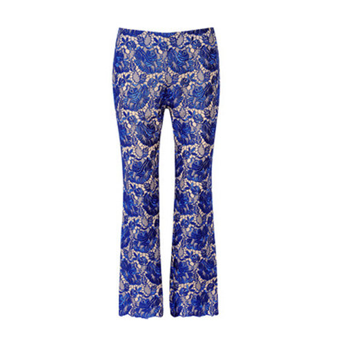 Stella McCartney's Guipure Embroidered Lace and Crepe Pants ($1,685) are so gorgeous, we'd wear them with just about anything. For a fancier holiday event, style them up with black pumps, a beaded white top, and a tailored black blazer for a look that will impress even the most sartorial eye.