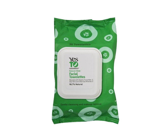 Yes to Cucumbers Face Wipes