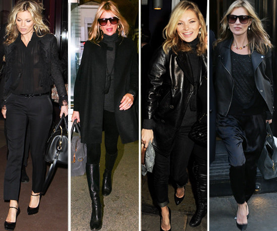 Which Black Outfit Do You Like Best?