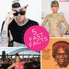 The 2012 Aria Awards: Taylor Swift, Nicki Minaj, Joel Madden