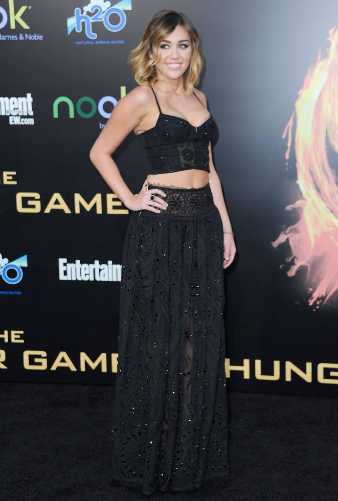March 2012: Hunger Games Premiere in LA