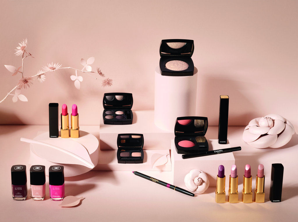 Printemps Precieux de Chanel Spring Makeup 2013 Collection
