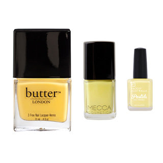 Beauty Trend: Pastel, Bright, Neon Yellow Nail Polish