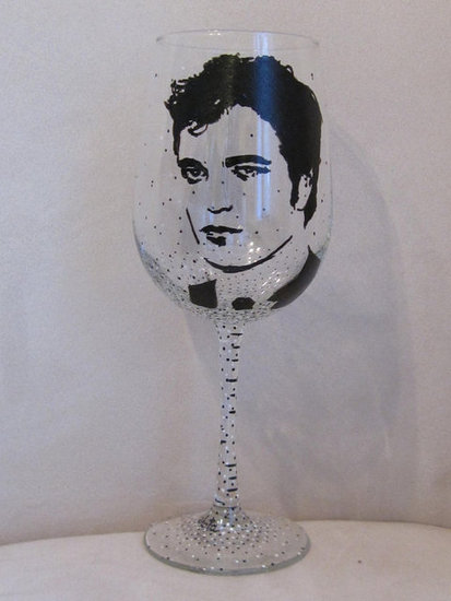 Wine Glass ($30)
