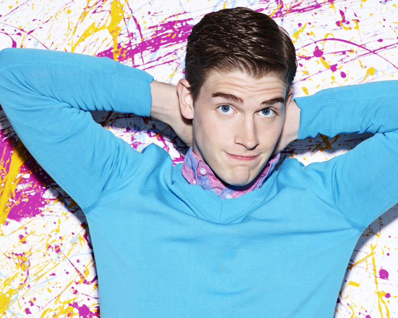 Brendan Dooling as Walt on The Carrie Diaries.