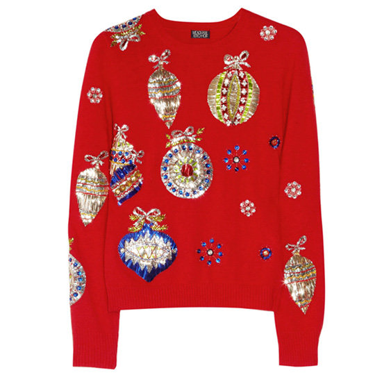 "13 Knits For Hitting the ""Ugly Sweater"" Party Circuit in Style"