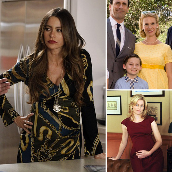 Get the Look: TV's Most Stylish Moms-to-Be