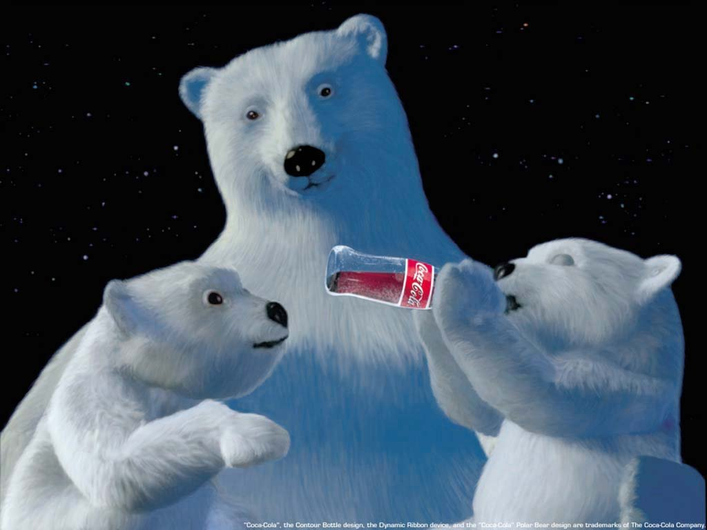 Coca-Cola's Polar Bear Commercials