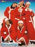 The Spice Girls in Santa Robes
