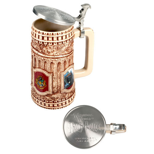 Harry Potter Hogwarts Express Molded Stein ($40)