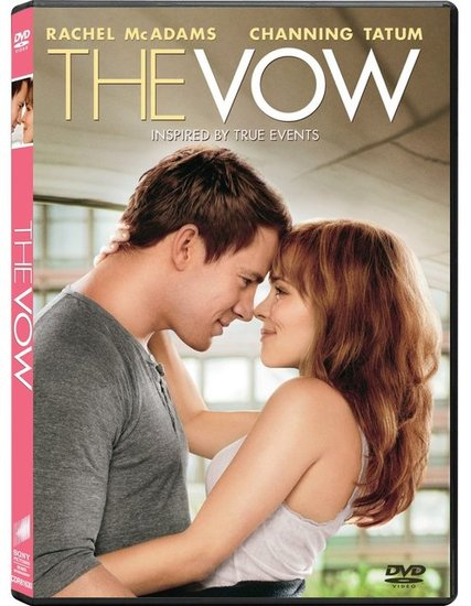 The Vow DVD ($9)