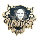 Voldemort Glow-in-the-Dark Pin ($13)