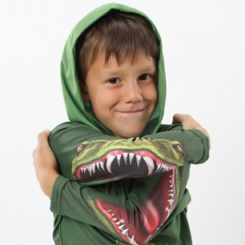 Mouth Man Hoodies For Kids