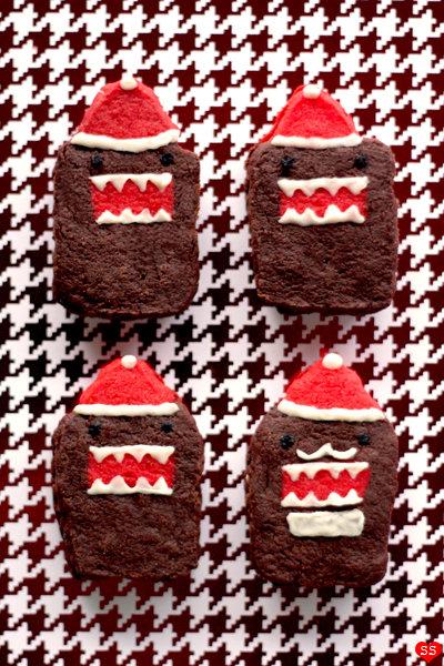 Christmas Domos