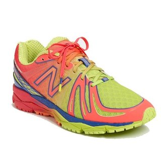 Neon Running Shoes | Winter 2012