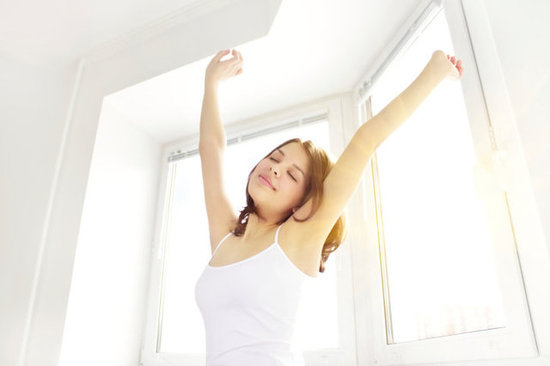 5 ways to boost your Waking Up In The Morning Girl
