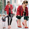Steal Miranda Kerr&#039;s Cosy Knit Street Style Look Online