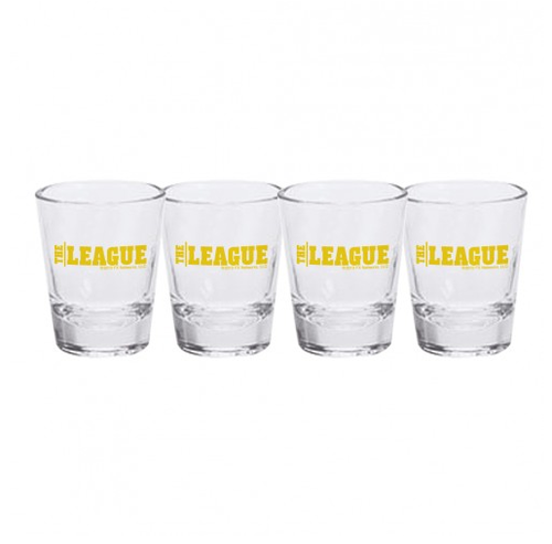 The League Shot Glass Set ($19, originally $28)
