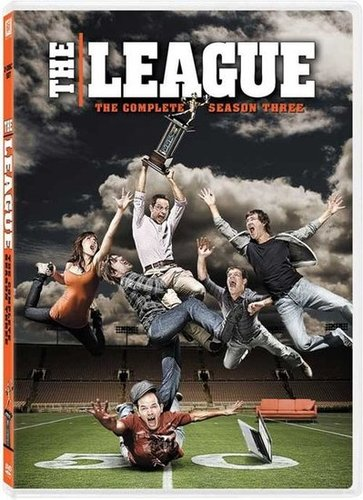 The League Complete Season Three DVD ($30)