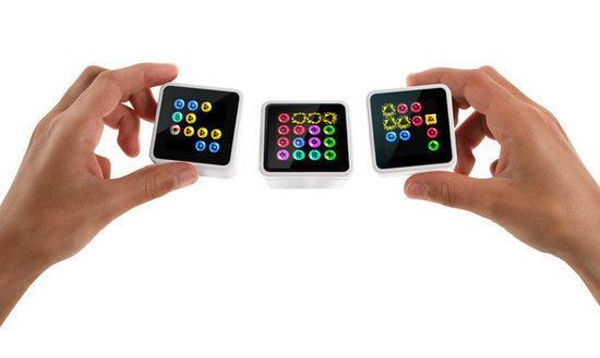 Sifteo Cubes Interactive Game System