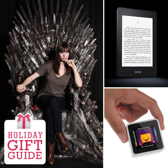Tekzilla Host Veronica Belmont's Holiday Must Haves