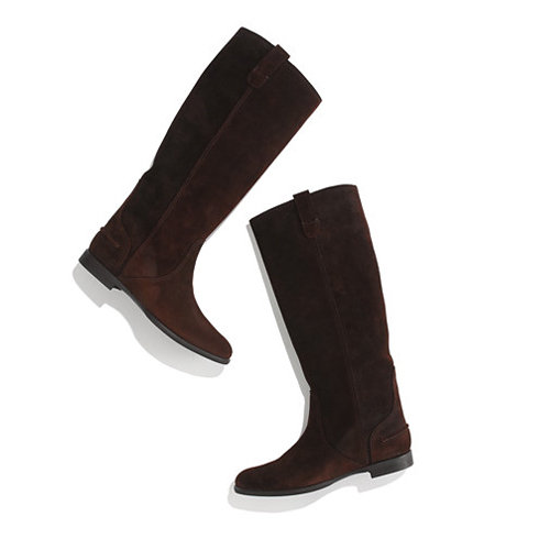 With their classic silhouette and supple suede, Madewell's archive boots ($259, originally $278) will last you a lifetime.