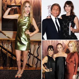 British Fashion Awards 2012 (Pictures)