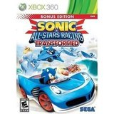 Sonic All-Stars Racing Transformed
