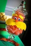 Lorax Candy Jar
