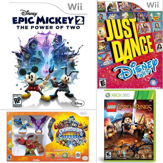 Lil Gift Guide: 11 New Video Games For Kids