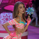 November 2012: Victoria's Secret Fashion Show