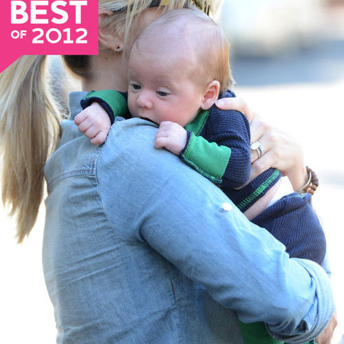 Favorite New Celebrity Baby of 2012 Poll