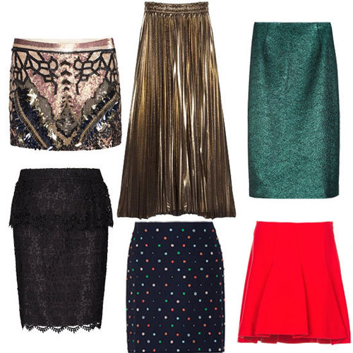 Cute Holiday Skirts | Shopping
