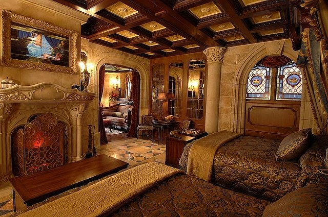 Cinderella Castle Suite —Orlando, FL