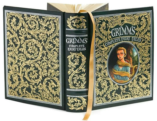 Leather-Bound Collection of Grimm's Fairy Tales