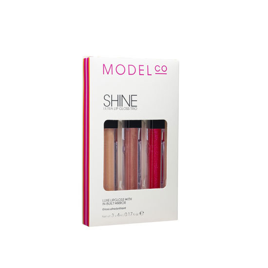 Model Co Shine Lip Gloss Trio Set, $19