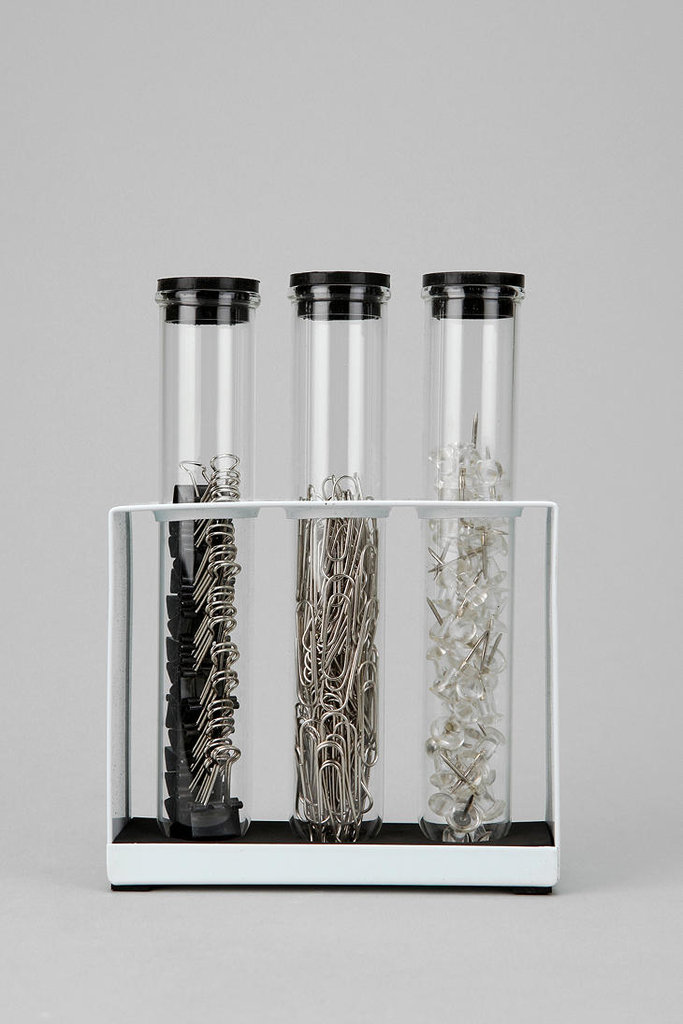 Test Tube Office Supply Set ($20)