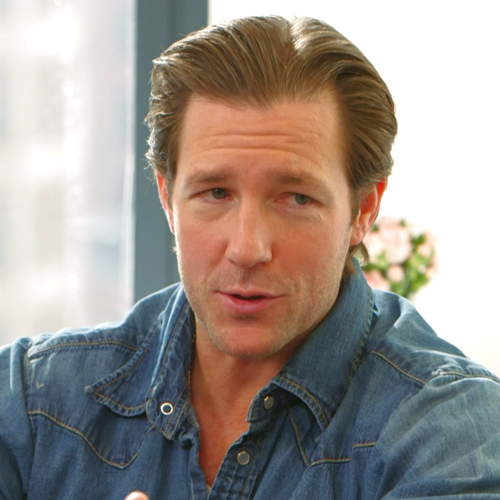 Ed Burns Shares Christmas Traditions With Christy Turlington
