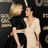Diane Kruger, Lea Michele, Malin Akerman Miss Golden Globe
