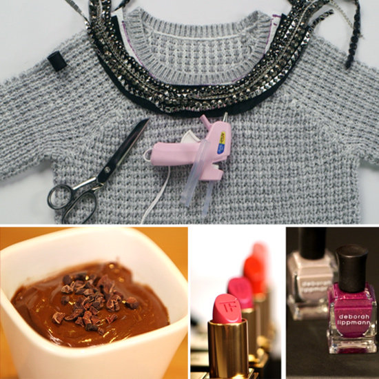 A Healthy Treat and a DIY Embellished Sweater: The Best of PopSugarTV This Week!