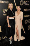 Diane, Lea, John, Malin, and More Celebrate Miss Golden Globe in LA
