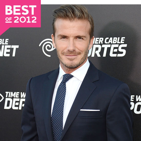Favorite Male Celebrity of 2012 PopSugar Poll