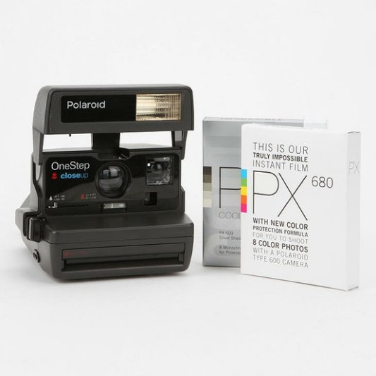 For Polaroid Nostalgics