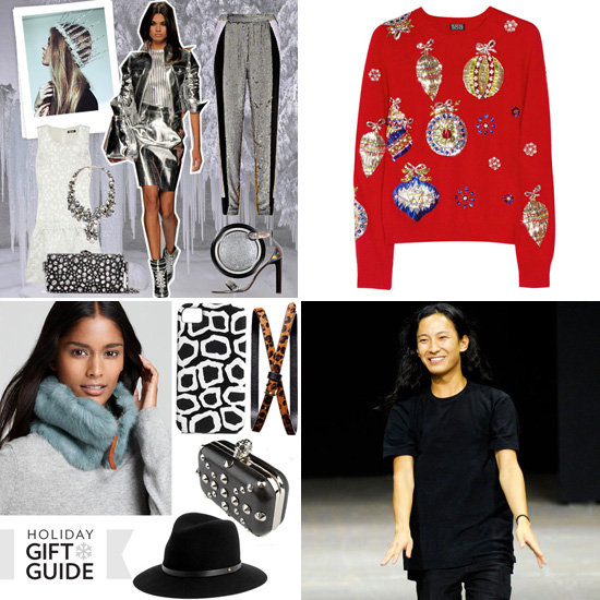 Fab Recap: Holiday Shopping, a New Designer For Balenciaga, and More!