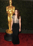 Kristen Stewart Goes Sheer Again For The Academy