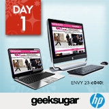 18 Days of Holiday Giveaways, Day 1: Win the Latest Gadgets From HP!
