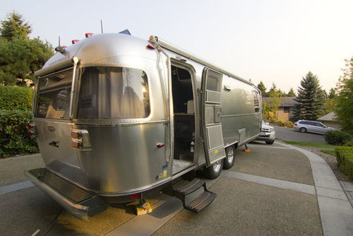 My Airstream:  Home Away from Home