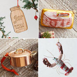 Kitchen-Inspired Christmas Ornaments